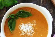 Soups / by Kim Sorgius {Not Consumed}