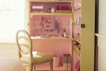 Storage and Craft room Ideas / by April Fleming