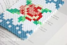 Hama beading // Cross stitch patterns