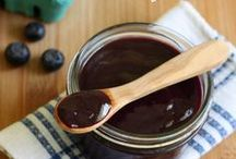 Spreads, Jellies & Jams / a schmere of sweetness