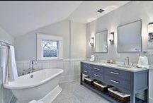INTERIORS: Bathrooms / by Pencil Shavings Studio