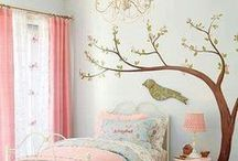 Big girl's room ideas