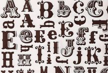 Lettering / Fonts, typography tips & inspiration
