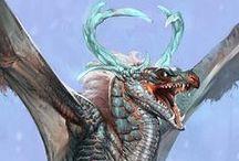 Dragons / Dragons do not need a description!!!