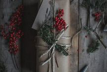 Vanoce / Expresní tipy jak zabalit a dekorovat na poslední chvíli :).