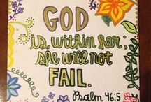 Bible quotes / by Dee Dee Parker Mitchell