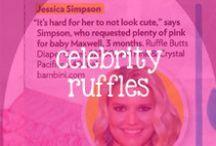 Celebrity ruffles / by RuffleButts