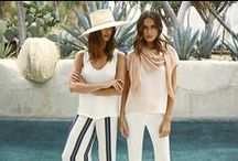 Summer 2015 / For Summer 2015, we designed a collection to escape in. From nostalgic hero accessories reimagined for now to adventurous hues that evoke wanderlust to dreamy silk silhouettes, our new pieces mark the arrival of summer by transporting you to another place and time. Escape with us this summer. www.cuyana.com/summer2015 / by CUYANA
