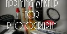 Video shoot makeup / Makeup tips and photos for photo or video shoots