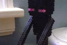 Minecraft Crafts / Celebrate all things blocky with all these amazing Minecraft Crafts.