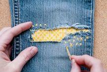 Sewing / by Lucia Förthmann