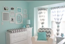 Nursery & Playroom Ideas / For the future babes! / by Madison Cripe