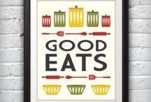 Good Eats / Delicious food & yummy recipes / by Lesley Thompson