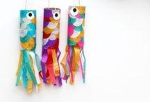 kid's crafts / by Lucia Förthmann