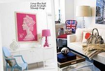 Q U E E N Y / Home decor celebrating queens jubilee / by Jill Brandenburg