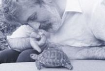 Michael Ende / My inspiration, my priest, my guide