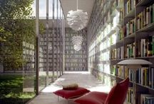 Amazing places and spaces / by Jill Brandenburg