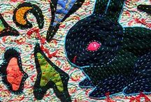 Embroidery, Cross Stitch, Needlepoint / by Delores Carlito