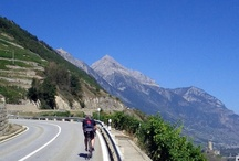 Hosted Escapes - Cycling / Europe has some of the best roads for cycling - and some of the most beautiful views! / by Hosted Villas - authentic villa vacations
