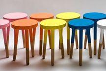 D I P P E D / Paint dipped furniture / by Jill Brandenburg