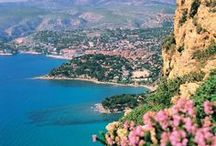 HV Destinations - France / by Hosted Villas - authentic villa vacations