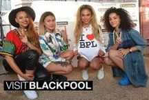 Fans of Blackpool