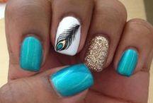 Nail Art  / Things that would look good on me! / by Rosanna Cloward