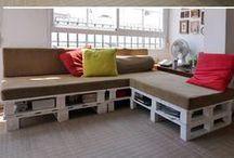 Meuble fait main / DIY furniture / by ZODIO home