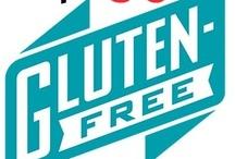 Gluten Free, Dairy Free / by Pamela Robeck