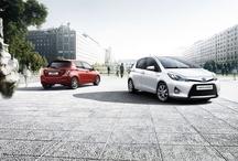 Toyota Yaris & Yaris Hybrid / Nowe oblicze jakości.