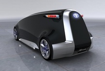 Toyota Concept Cars / #conceptcars #cars