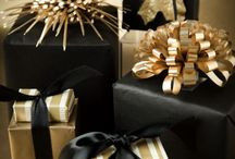 gifts & wrapping / by Kathy Blessing