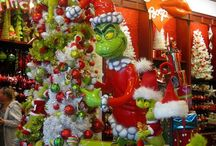 holidays decor and ideas / by Kathy Blessing