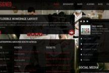 Music Websites--WP Premium Themes
