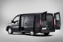 Toyota ProAce / Oto ProAce, nowy długo wyczekiwany samochód dostawczy od Toyoty! W Europie model będzie dostępny w pierwszym kwartale 2013 r.