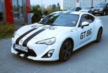 """Kto pierwszy do GT86 / Bartek Przybylski, zwycięzca naszego konkursu """"Kto pierwszy do GT86"""" już odbył jazdę Toyotą GT86! Gratulujemy!"""