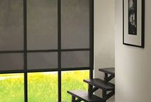 window treatments / by Space Reshape