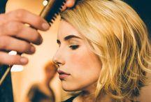 H A I R / Hair cut ideas  / by Jill Brandenburg
