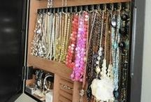 Storage Ideas / The little things that make your life simpler!  / by Rosanna Cloward