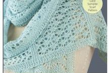 Lace Knitting / Love knitting lace, heirloom knitting, Estonian Lace, lace patterns, or just lace knits in general? You'll love making these patterns!