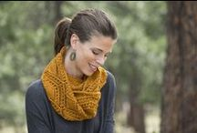 Knit Cowl Patterns / Our collection of knitted cowl patterns that are easy and beautiful! You'll never have to ask how to knit a cowl again!