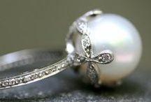 Diamonds & Pearls。 ღ˛° 。* / by Mika
