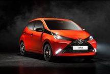 Nowe AYGO / Toyota AYGO 2014