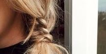 Cabelo Tendência / Hair Trend / Cortes, cores e penteados de cabelos de tendência