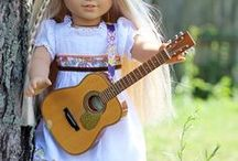 American Girl Doll Julie - 70's / by GiGi's Doll Creations