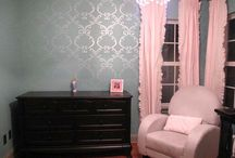 paint colors & wall treatments / by Kathy Blessing