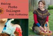 Photographing Your Knitting / Learn how to take great knitting-project photos!