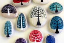 Craft - Branches and Pebbles