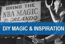 DIY Magic and Inspiration