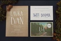 Design: Invitations / by April Guzik